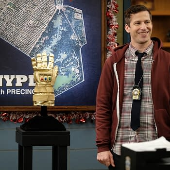 Brooklyn Nine-Nine Previews Key Change to This Years Halloween Heist
