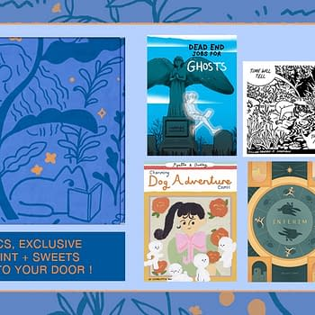 ShortBox Publishes Only One Selection Of Small Press Comics For 2020
