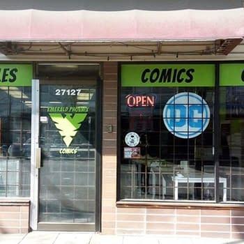 Emerald Phoenix Comics of British Columbia Cant Make Rent Closes