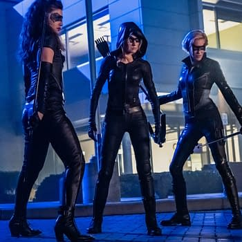 Green Arrow and the Canaries: Katherine McNamara &#038 More Respond