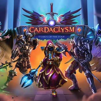Headup Games Announces Cardaclysm: Shards Of The Four