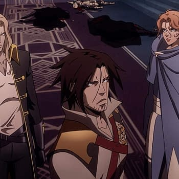 Castlevania Review Season 3 A Dream Binge Watch for Moody Goth Teens