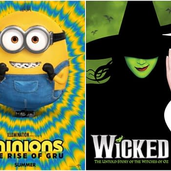 Minions: Rise of Gru to 2021 Sing 2 Dec. 2021 Wicked Off Again