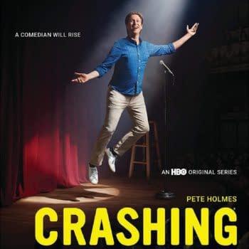 Crashing Season 3 Bluray