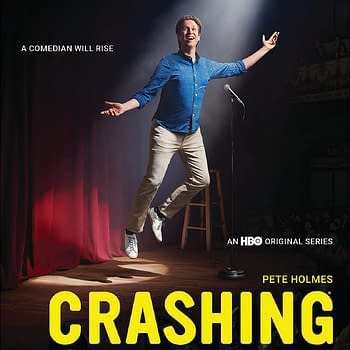 Review &#8211 Crashing: The Complete Third Season Blu-Ray
