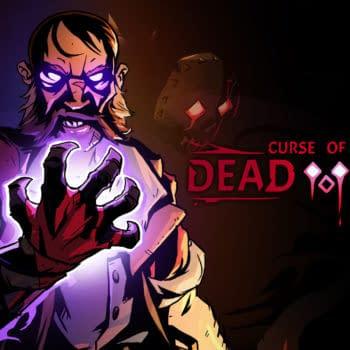 Curse of the Dead Gods Main Art