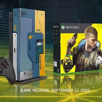 Cyberpunk 2077 Is Getting An Xbox One X Themed Console In June