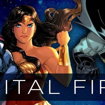 DC Expands Digital First Comics &#8211 Or Are They Digital Seconds
