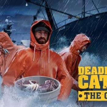 Deadliest Catch The Game Main Art