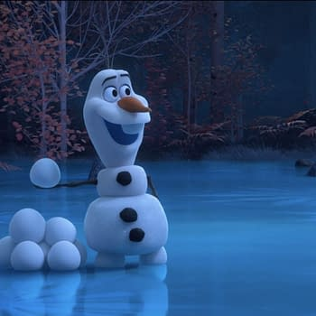 Disney Launches Magic Moments Site With a New Frozen Olaf Series