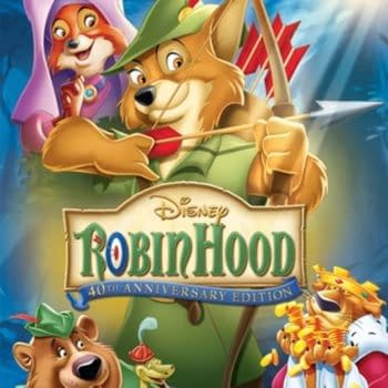 Disney is producing a live action/cgi remake of Robin Hood for Disney+.