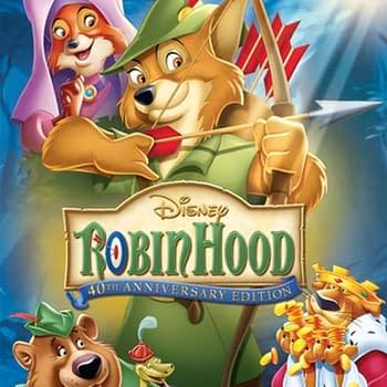Robin Hood Animated Remake In Development For Disney+