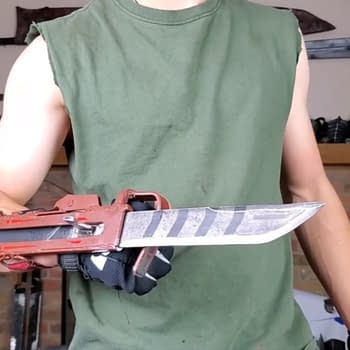 Someone Made A DOOMBlade From DOOM Eternal