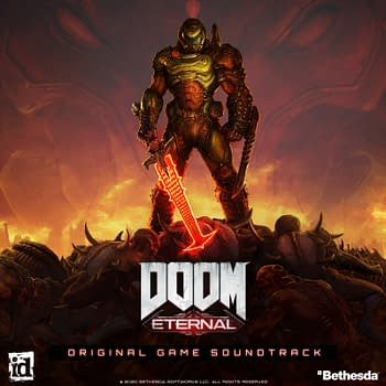 DOOM Eternals Soundtrack Is Available For The Collectors Edition