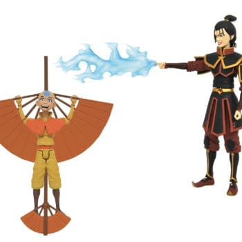 Avatar: The Last Airbender Figures from Diamond Select Toys
