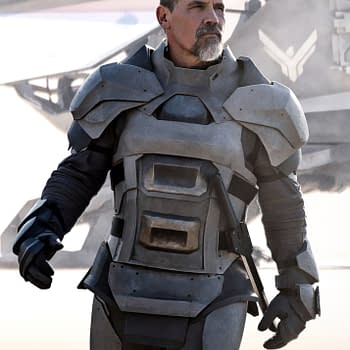 Copyright: © 2020 Warner Bros. Entertainment Inc. All Rights Reserved. Photo Credit: Chiabella James Caption: JOSH BROLIN as Gurney Halleck in Warner Bros. Pictures and Legendary Pictures' action adventure