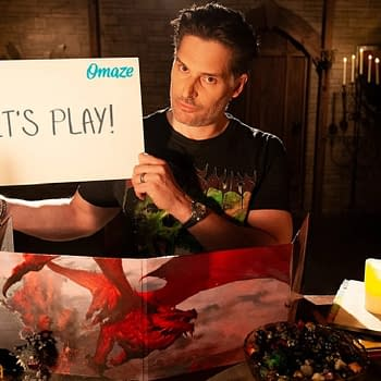 You Could Win A Game Of Dungeons &#038 Dragons With Joe Manganiello