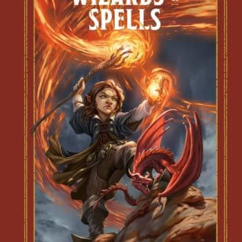 Dungeons & Dragons Wizards & Spells Book Cover