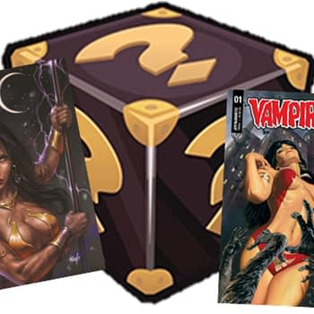 Dynamite Launches $10 and $20 Mystery Comic Boxes