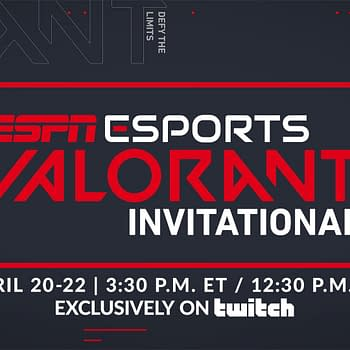 ESPN Will Host The Valorant Invitational On April 20th