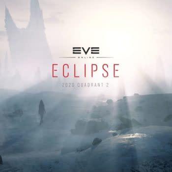EVE Online Eclipse (2020 Quadrant 2) Key Art