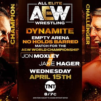 Heres the Lineup for Next Weeks AEW Dynamite