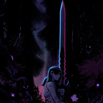 Donny Cates and Dylan Burnett Tease A Comic With Another Big Sword
