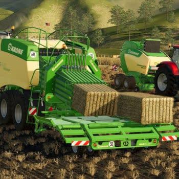 Farming Simulator 19 Staw Harvest
