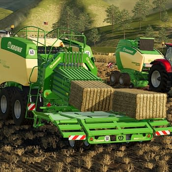 Farming Simulator 19 Gets A Straw Harvest Add-On