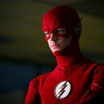 The Flash: Grant Gustins Season 7 Training Starts Jett Digs FanDome