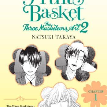 Fruits Basket The Three Musketeers Arc 2 Hi Rez
