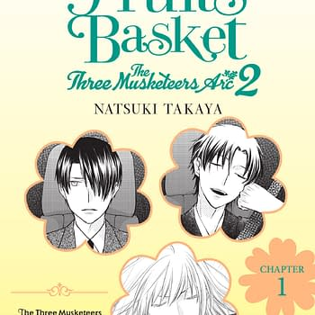 Yen Press to Release Fruits Basket Spinoff Manga Digitally