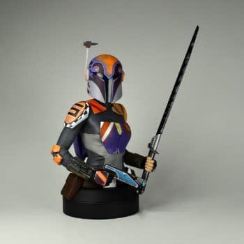 Star Wars: Rebels Sabine Wren Bust from Gentle Giant Ltd.