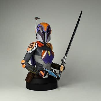 Star Wars: Rebels Sabine Wren Gets Gentle Giant Statue