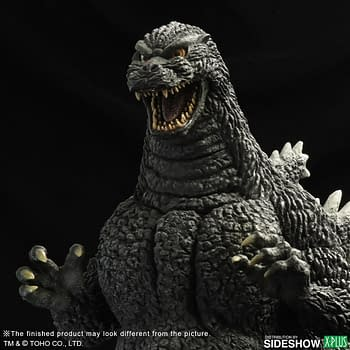 Godzilla Returns to 1993 with New Figure from X-Plus