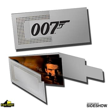 James Bond GoldenEye Prop has Arrived at Factory Entertainment