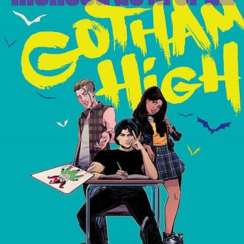 Gotham High is Published by DC Comics Today in Print and Digitally