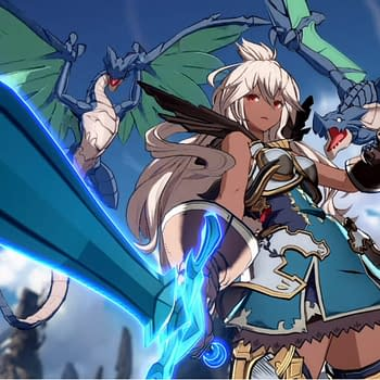 Zooey Finally Makes An Appearance In Granblue Fantasy: Versus
