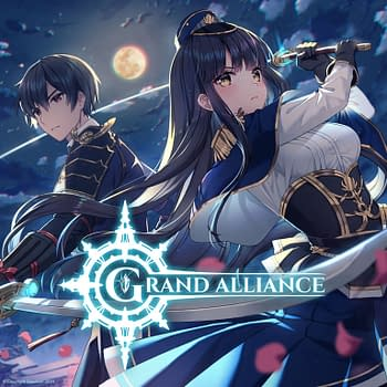 Crunchyroll Games Launches New Mobile Title Grand Alliance