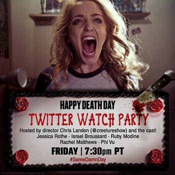 Happy Death Day Live Tweet With Cast Happening Friday