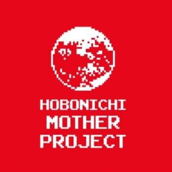 Hobonichi Mother Project Main Logo Square