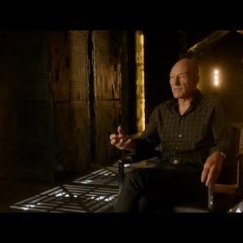 Patrick Stewart discusses why the Star Trek dream matters, courtesy of CBS All Access.