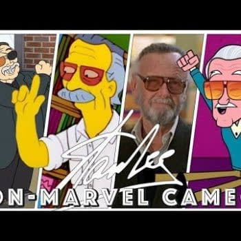 EVERY STAN LEE NON-MARVEL CAMEO EVER (1989-2018)
