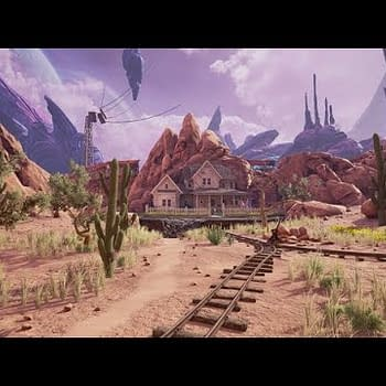 Cyan Inc. Officially Releases Obduction On Xbox One