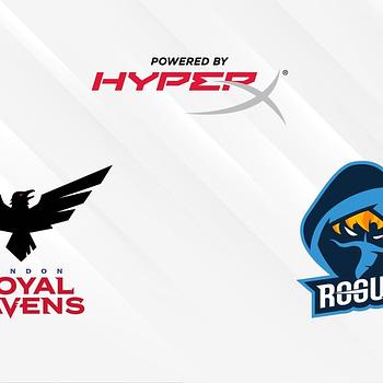 HyperX Forms New Sponsorship With London Royal Ravens &#038 Rogue