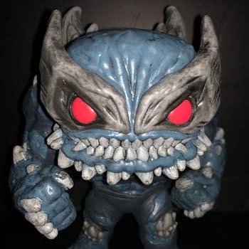 Funko Pop Batman: Dark Nights Metal Devastator Figure is a Monster