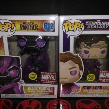 Funko Marvel Collector Corp Box