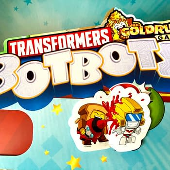 Transformers BotBots Return for the Goldrush Games from Hasbro