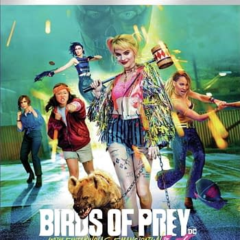 Birds of Prey Hits 4k Blu-ray May 12th Best Buy Steelbook As Well