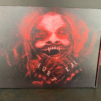 Unboxing The WWE Fiend Collectors Edition Box